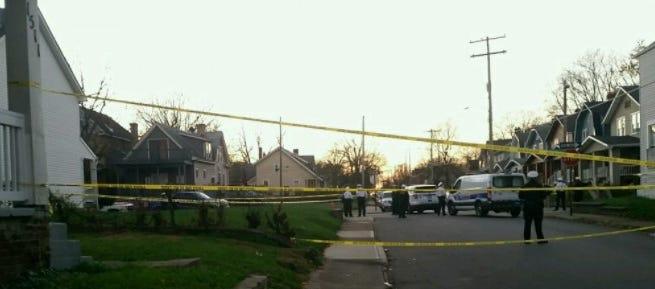 Columbus Police Investigation