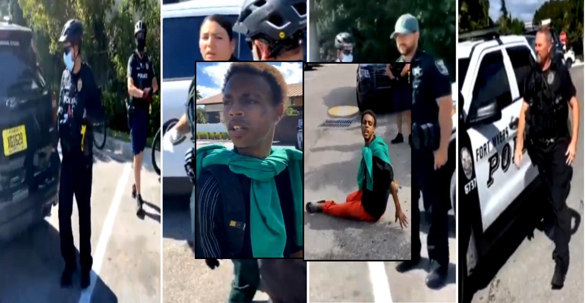 Fort Myers Police Fingerprint Two Black Teens