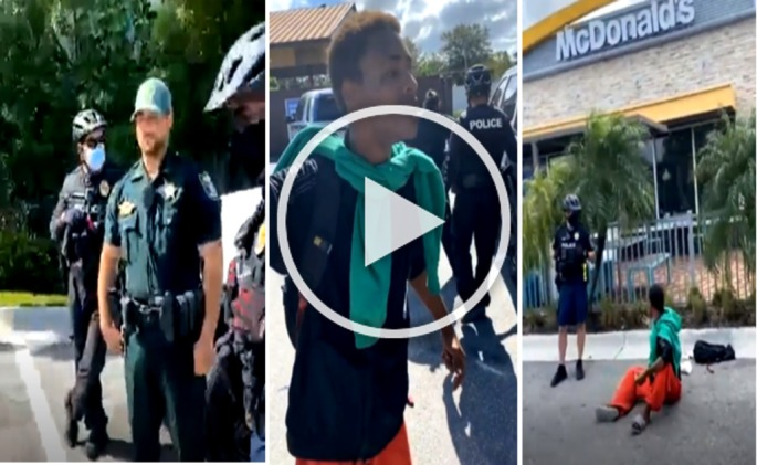 Fort Myers Police Harass Black Teenagers