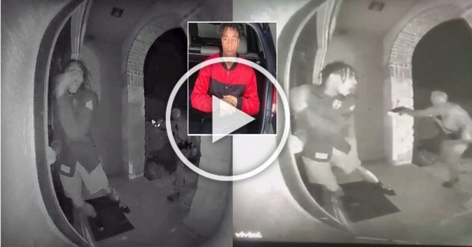 Zekee Rayford being abused and tased by police in Schertz, Texas